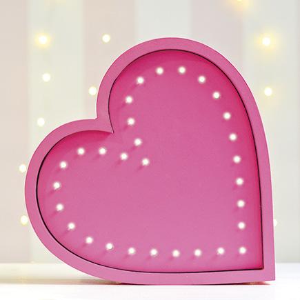Corazón-Led